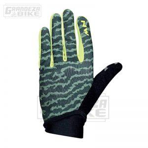 guante northwave blaze 2 full verde fluor 01